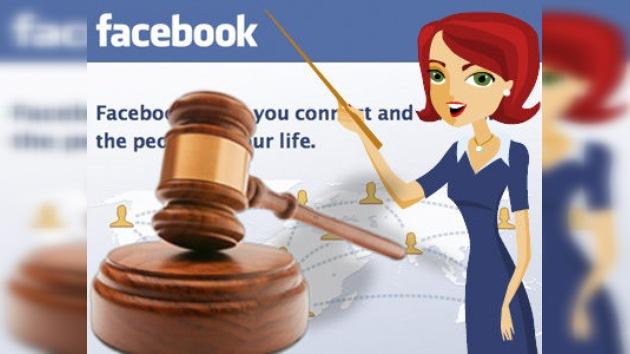 Misuri prohíbe a una profesora comunicarse con sus hijos a través de Facebook