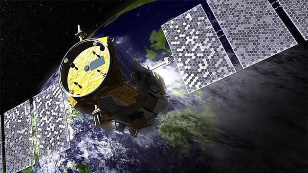 Costa Rica presenta el primer satélite de fabricación nacional