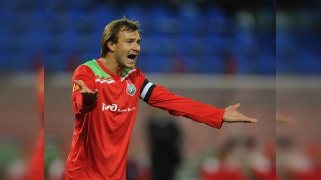 Rubín y Lokomotiv tropiezan en la Liga Europa pero mantienen sus chances
