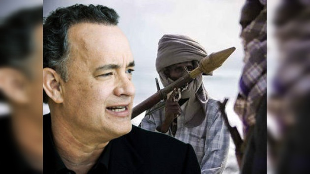 Tom Hanks conocerá la vida entre piratas somalíes