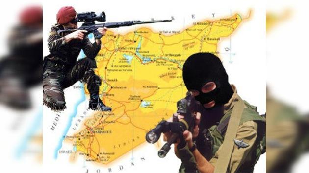 ¿Comandos israelíes y turcos en las calles sirias?