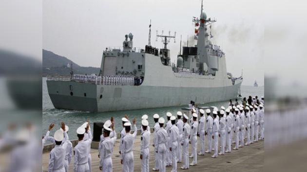 China se une a la lucha internacional contra la piratería en Somalia