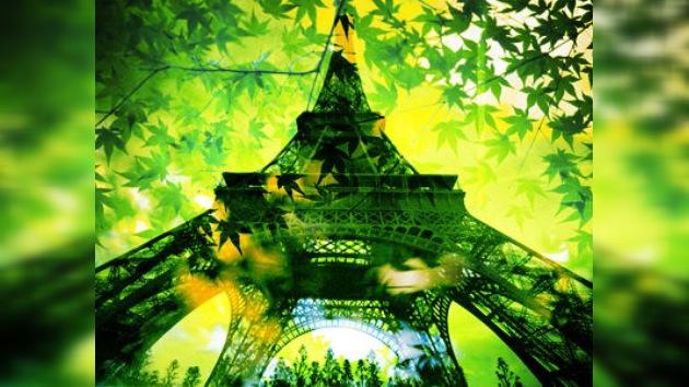 La Torre Eiffel se convertirá en el jardín más alto del mundo