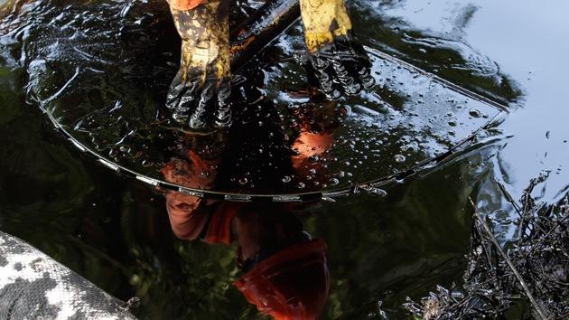 Pemex pierde control de un pozo de petróleo y gas en el este de México tras un derrame