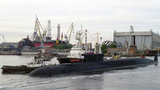"""Los submarinos nucleares rusos de cuarta generación, la """"mayor amenaza para EE.UU."""""""