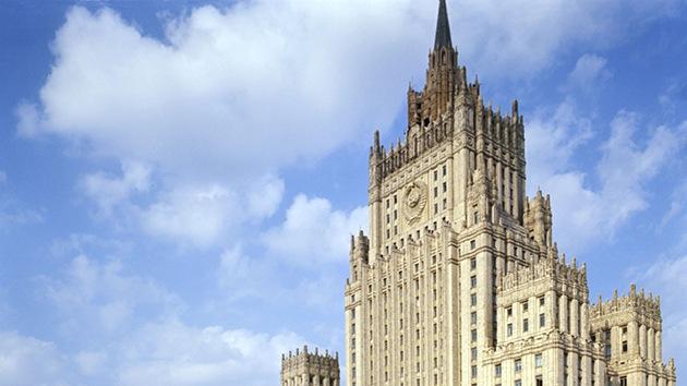 Rusia considera una presión la filtración en los medios de su rechazo a la cumbre nuclear