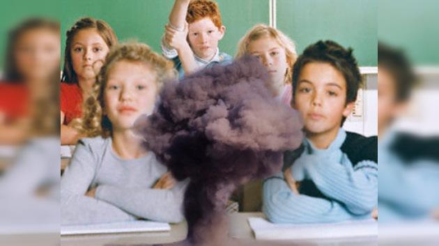 Tarea escolar: planificar un ataque terrorista