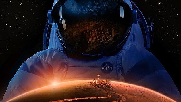 La NASA anuncia un proyecto para enviar a humanos a Marte