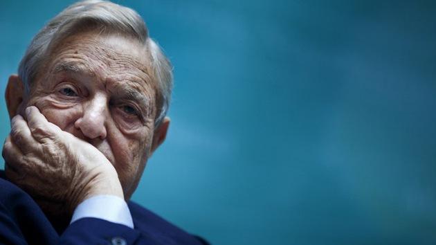"""Soros: """"Alemania debería ser una hegemonía benévola para Europa"""""""