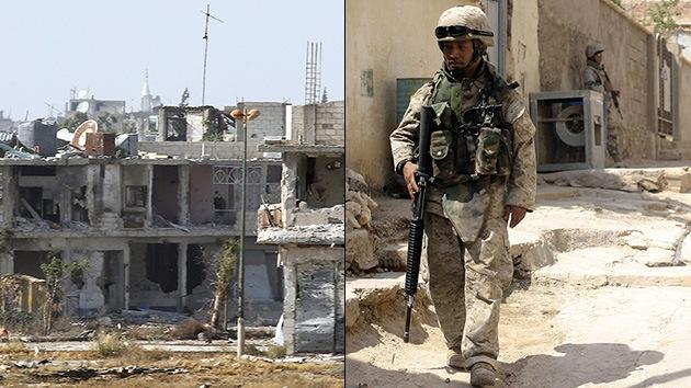 Siria, ¿el nuevo Irak de la era Obama?