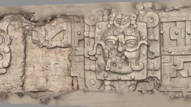 Hallan un templo en Guatemala que arroja luz sobre el culto al sol de los mayas