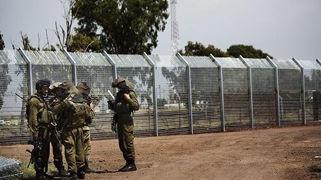 """Israel advierte a Siria de """"consecuencias"""" si se repiten los disparos contra el Golán"""