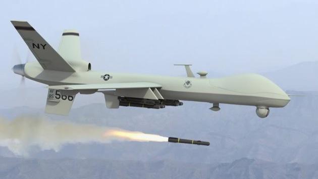 Medios: EE.UU. gestiona sus drones asesinos desde Alemania
