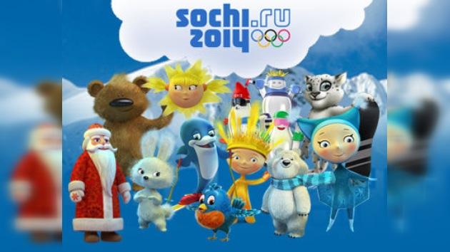 Hoy se elegirá la mascota, el talismán olímpico de Sochi 2014