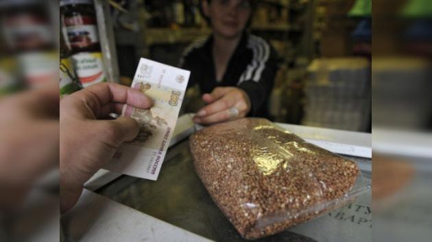 China ayudará a Rusia con el déficit de trigo sarraceno