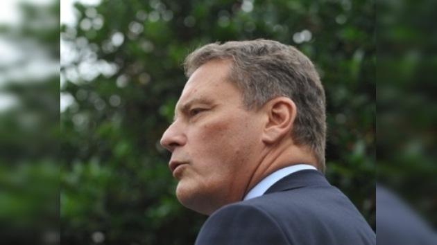 El presidente de BP viajaba con su amante durante la crisis del vertido