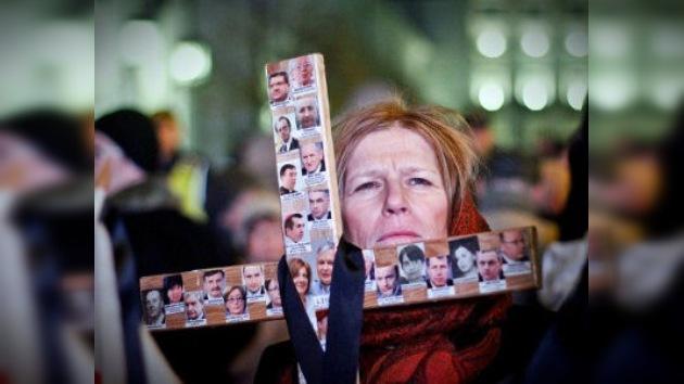 Rusia achaca la tragedia del avión polaco a la 'sobrecarga' psicológica del piloto