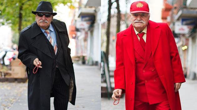 Conozca al anciano modelo más 'elegante' de Internet