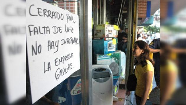Cinco días feriados en Venezuela para ahorrar energía