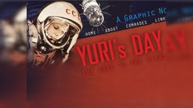 Gagarin y Koroliov: una historia desconocida que llega al cómic