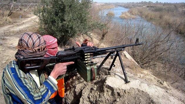 El control del agua se ha convertido en un arma táctica del Estado Islámico