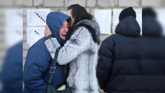Rusia está conmocionada por la tragedia en Perm