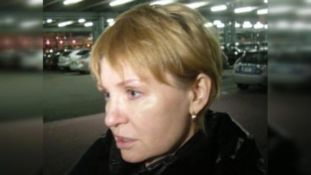 La esposa de Víktor Bout ha recibido permiso para visitarlo en la cárcel