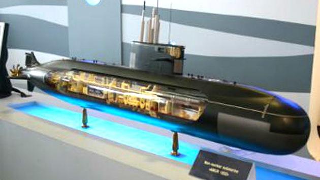 Rusia y China a punto de cerrar un contrato de desarrollo de submarinos