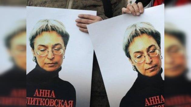 La instrucción sabe quién encargó el asesinato de Politkóvskaya