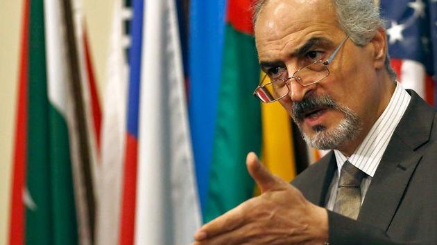 Siria se declara miembro de la Convención para la Prohibición de Armas Químicas