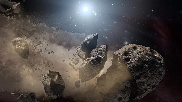 La bomba nuclear, ¿un seguro de vida frente a los asteroides que amenazan a la Tierra?