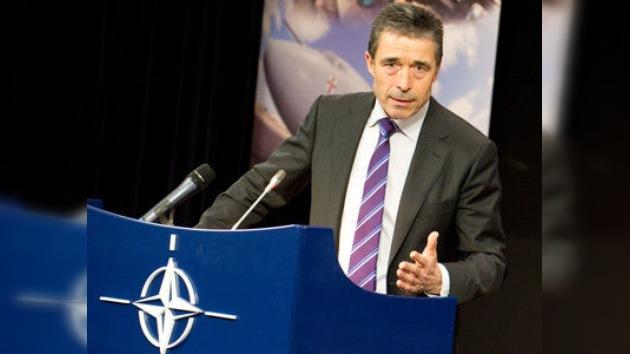 La OTAN asume el mando de la operación en Libia