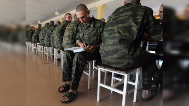 Policía militar: el remedio contra las novatadas