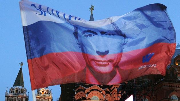 """Asesor político de EE.UU.: """"Rusia está ganando la guerra mediática"""""""