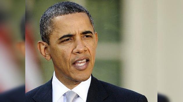 Obama felicita a Medvédev por la próxima entrada de Rusia a la OMC