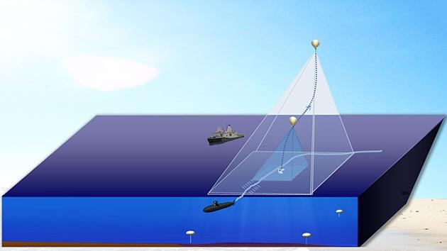 La DARPA diseña robots que desde el fondo del mar controlarán ataques de drones