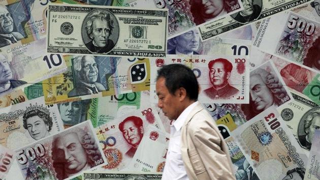 Un próximo colapso del dólar podría dar paso al yuan como moneda de reserva