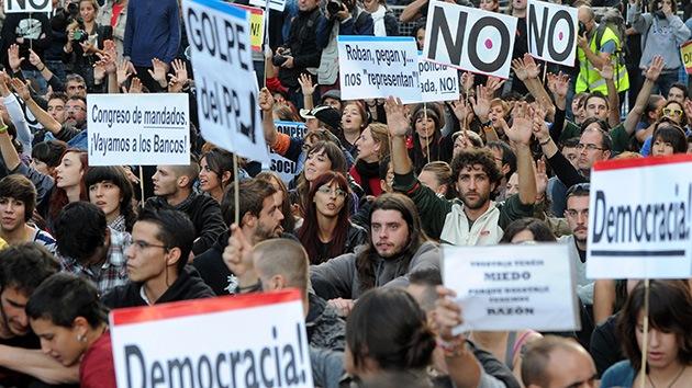 """Crisis en España: """"Los presupuestos son una mentira más de este Gobierno"""""""