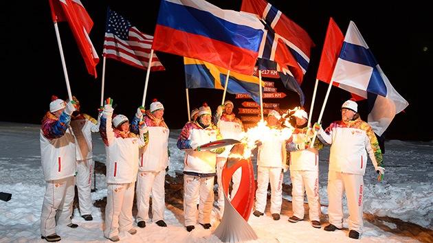 Rusia devuelve a la tregua olímpica su significado histórico