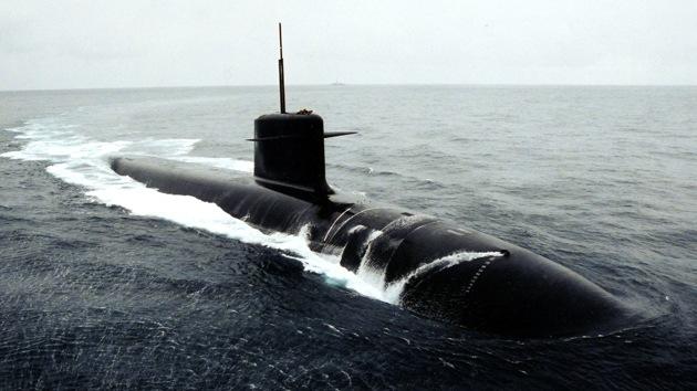 Reino Unido envía un submarino nuclear a las Malvinas