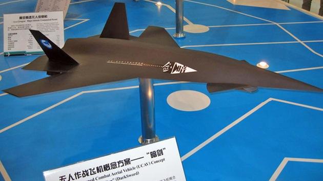 ¿Cuál será el primer dron supersónico de China?