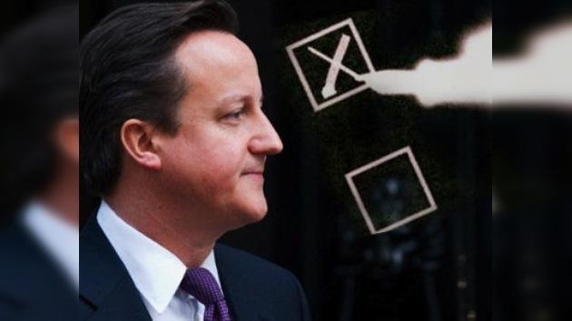 El euroescepticismo de Cameron dispara su popularidad en Gran Bretaña