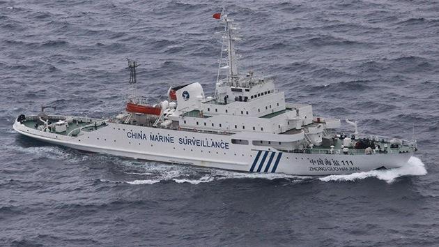 Un barco chino apuntó su radar a un buque militar japonés cerca de las islas en disputa