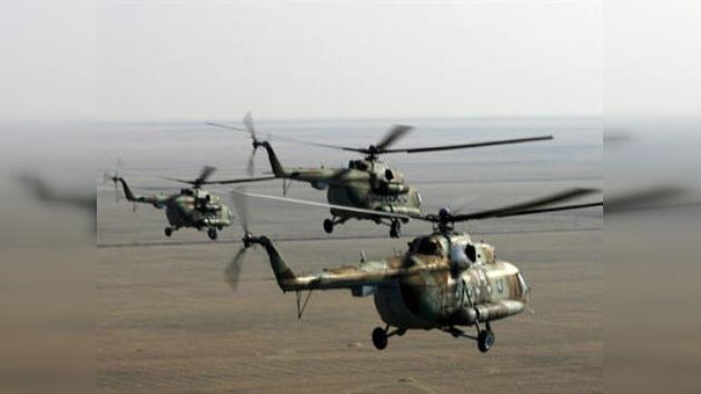 Perú recibirá tres helicópteros rusos para la lucha contra el narcoterrorismo