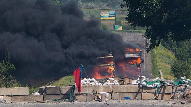 Expertos: Rusia recolecta información de los ataques de Kiev para un nuevo 'tribunal de Núremberg'