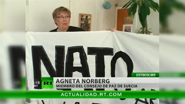 Suecia parece cambiar su política de neutralidad