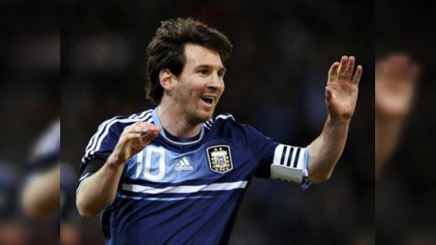 Lionel Messi, el futbolista más valioso del mundo