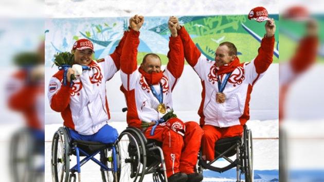 Faltan 1.000 días para el inicio de los Juegos Paralímpicos del 2014 en Sochi