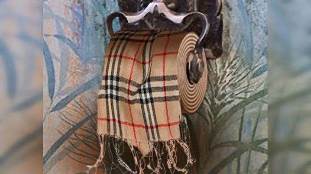 En Gran Bretaña empezó la producción de papel higiénico de cachemira