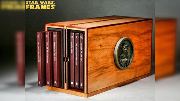 """En 2011 salen a la venta libros de imágenes de """"La guerra de las Galaxias"""""""